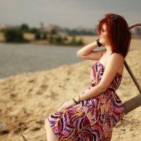 съемка на пляже :: Екатерина Бармина