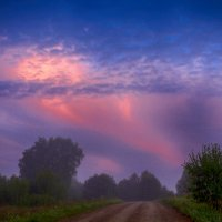 Вечерняя дорога :: Александр