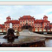 Дворец Троя в Праге, Чехия :: Tata Wolf