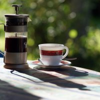 Кофе и тени :: Igor Khmelev