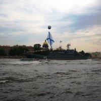 ПРАЗДНИК ВМФ НА НЕВЕ :: Виктор Елисеев