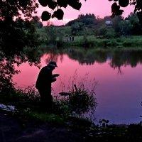 рыбак :: Natalia Mihailova