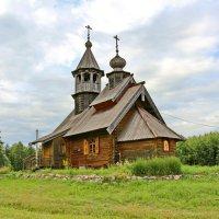 Церковь во имя святителя Василия Великого :: Олег Попков