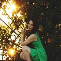прячась от солнца :: Ольга Ви