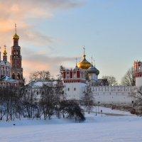 Новодевичий монастырь. :: Денис Змеев