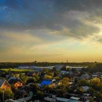 В закатных лучах :: Станислав Любимов
