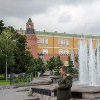 Кремлевская курилка. :: Юрий Михайлович