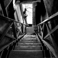 Лестница купеческого дома. :: Надежда Ивашкина