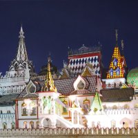 Измайловский  кремль :: sergej-smv
