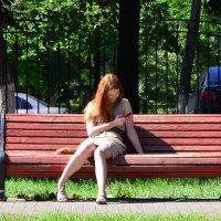 Что-то приятное. :: Oleg4618 Шутченко