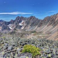 Каменное плато перед горным цирком :: Виктор Никитин