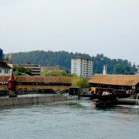 Старинный мост Шпроербрюке (Мякинный мост) (1408) :: Елена Смолова
