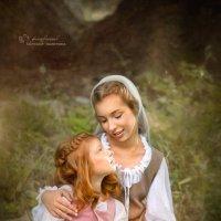 """картина """"Сестра"""" :: Евгения Малютина"""
