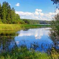 Пейзаж :: Евгений Петерс