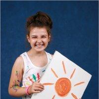 Пусть всегда будет солнце! :: Римма Алеева