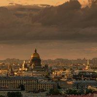 В лучах закатного солнца :: Владимир Колесников