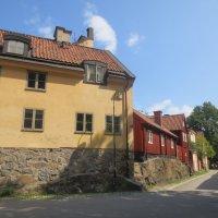 дома старого Стокгольмаа :: Елена