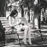 Люблю тебя больше жизни... :: Вадим Прохоренко