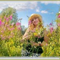 Удивительное лето .......2014-го........ :: Людмила Богданова (Скачко)