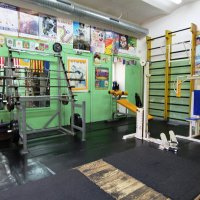 Зал для тяжелоатлетики :: imants_leopolds žīgurs