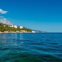 самое синее в мире Черное море мое :: Sergey Bagach