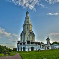 Церковь Вознесения Господня в Коломенском :: Денис Щербак