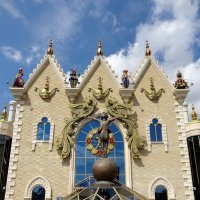 Фасад Театра Кукол. Маленький принц. :: Peripatetik