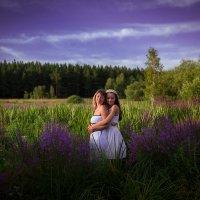 Мама и дочь :: Анастасия Ульянова