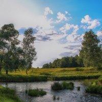 Вечер у реки :: Иван Анисимов