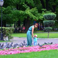 Познание мира. :: Oleg4618 Шутченко