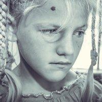 Портрет дівчинки... :: Євген Сус