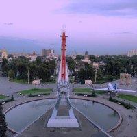 Копия ракеты Восток :: Ирина Бирюкова