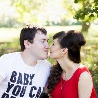 Love-story Андрей и Настя :: Малахова Татьяна