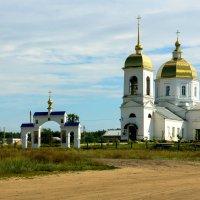 Церковь.. :: Юрий Стародубцев