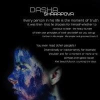 Dasha Sharapova :: Dasha Sharapova
