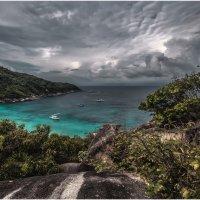Симиланские острова...Таилад. :: Александр Вивчарик