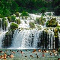 Водопады Крка :: Александр Антонович