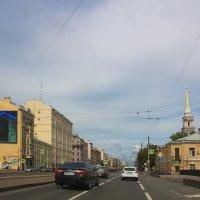 А вот вам и Лиговский проспект.... :: Tatiana Markova