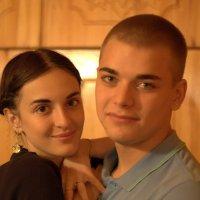 Первая Любовь. :: Татьяна Старцева