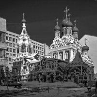 Троица в Никитниках. :: Виталий Авакян
