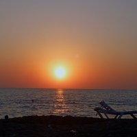 Я так люблю чарующий закат… :: Наталья Джикидзе (Берёзина)