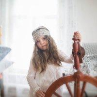 Маленькая ткачиха :: Александра Капылова
