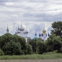 Спасо Яковлевский Дмитриев монастырь. :: Вадим Писарчик