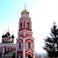 Храм Святой Живоначальной Троицы. :: Борис Митрохин