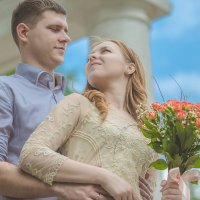 Лиза & Дима :: Павел Андреев