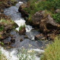 Горная река... :: Алёна Савина