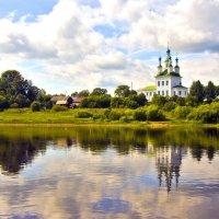 Троицкий храм :: Ольга Осовская
