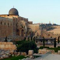 Иерусалим. Стены Старого города. :: Чария Зоя