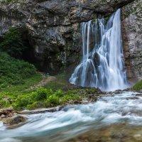 Гегский водопад :: Александр Хорошилов
