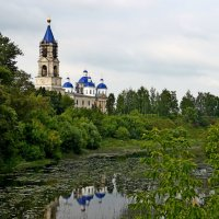 Собор в г. Кашин :: Александр Яковлев